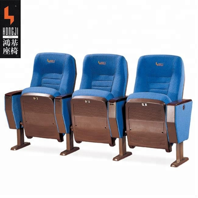 Comfortable molded foam auditorium seating theater seat HJ32-E