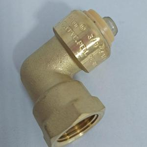 Brass female pipe adapter grease nipple 1/2 npt large hex union fittings tube end adapters