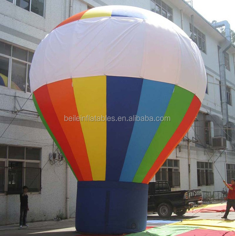 Customized Inflatable Advertising Fire Hydrant Balloon
