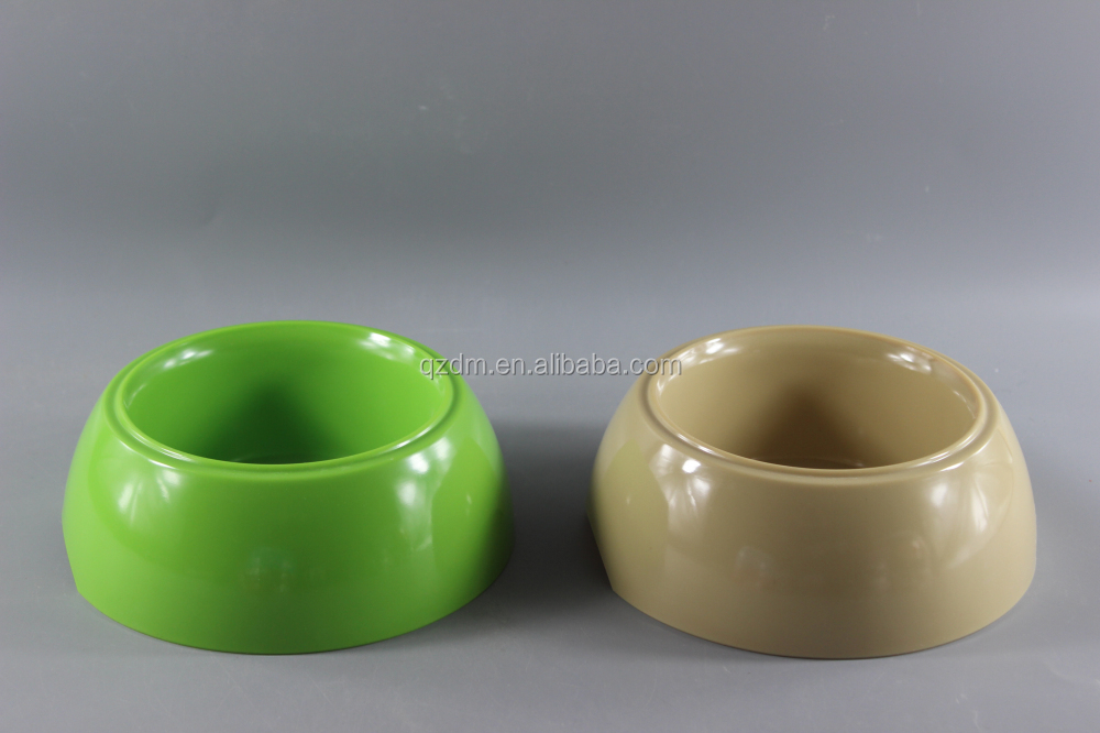 Green Melamine Pet Bowl,Melamine Ware For Pets