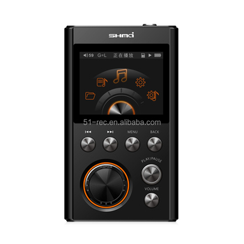 Professionale HIFI lossless mp3, lettore mp3 digitale