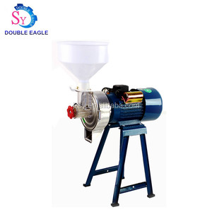 High efficiency cheap stainless steel peanut butter making machine/sesame paste grinding machine