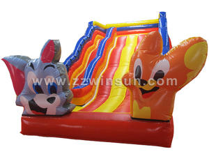 Smart Animal slides,China inflatable slide supplier