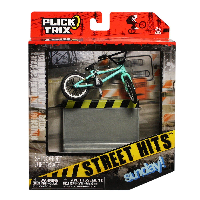 Flick Trix - Street Hits - Sunday And Loading Dock Bike Playset