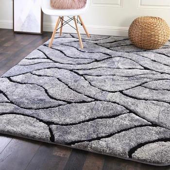Australian And New Zealand Long Pile Shaggy Lambskin Sheep Rug Carpet Area Sheepskin Fur