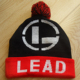 Custom Logo Winter Sporting Hat with a Top Ball Warm Beanies