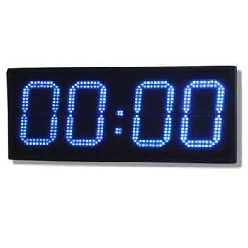 f29fa0425b44 Proyección profesional reloj temporizador 4 dígitos pantalla digital LED  escritorio cronómetro