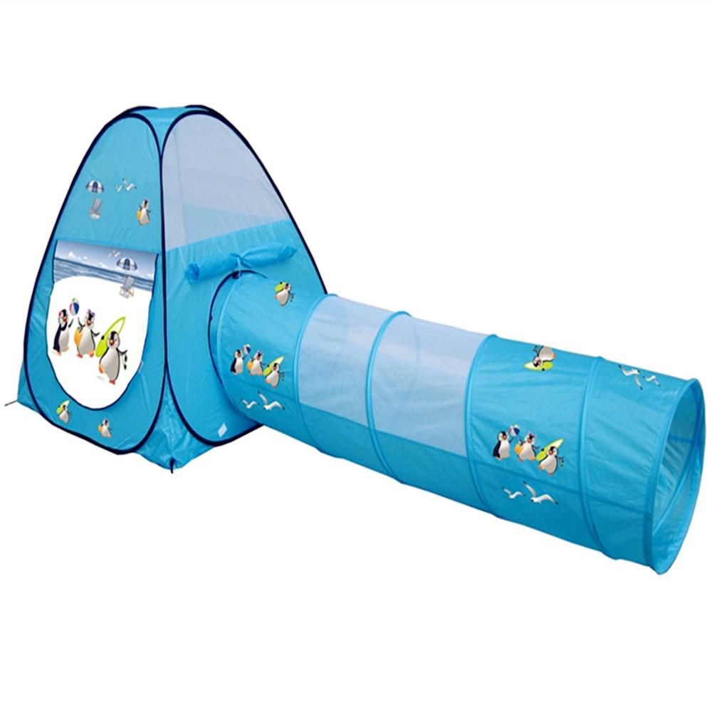 kinder pop up spielzelt mit tunnel haus spielzeug spielzeug zelt produkt id 348060765 german. Black Bedroom Furniture Sets. Home Design Ideas