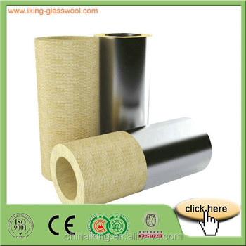 Fireproof rock wool pipe insulation for gas & Fireproof Rock Wool Pipe Insulation For Gas - Buy Rockwool ...