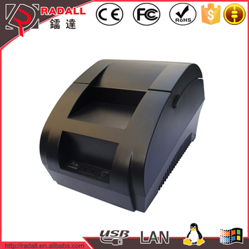 5890k 2inch Support Win 8.1 Driver Pos Receipt Printer Thermal ...