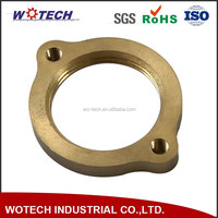 Experienced OEM Copper Clamp By Forging