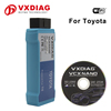 Original Allscanner VXDIAG VCX NANO with IDS connect SAE J2534 For Toyota vehicle diagnosis via WIFI
