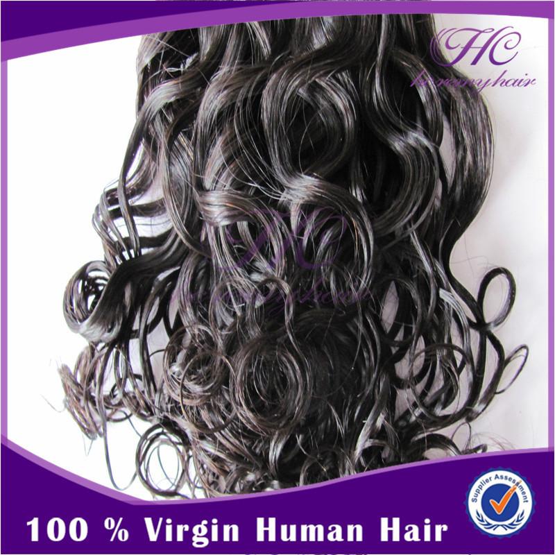 Wholesale 3 Bundles Human Hair Weaving Weft Weave Romance