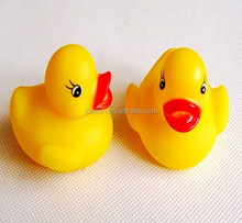 custom rubber bath duck toys soft rubber bath toy lovely Vinyl squirt bath toy for children