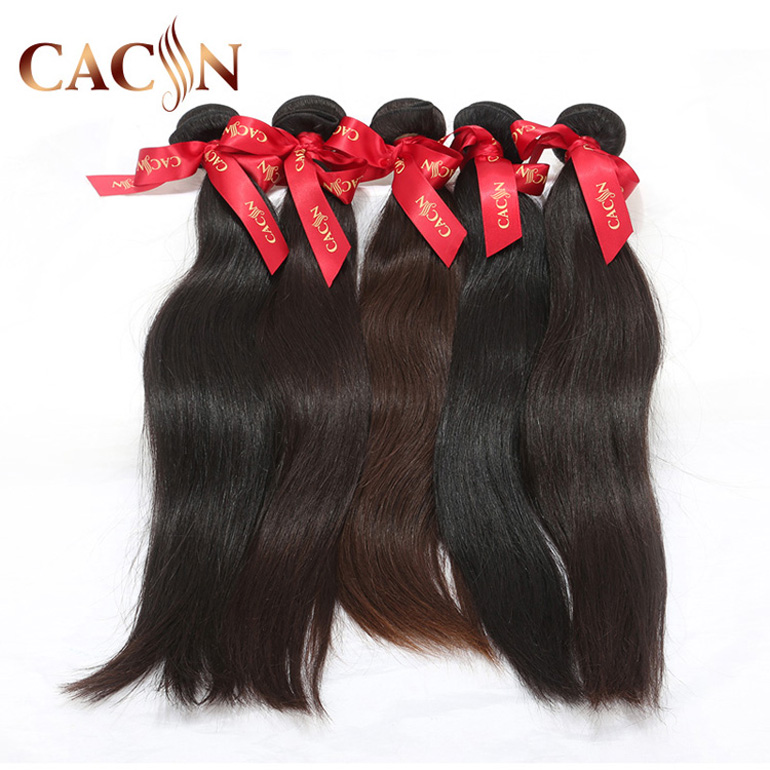 CACIN goddess hair weave color 530 pictures,super line hair weave,meek hair straight weave