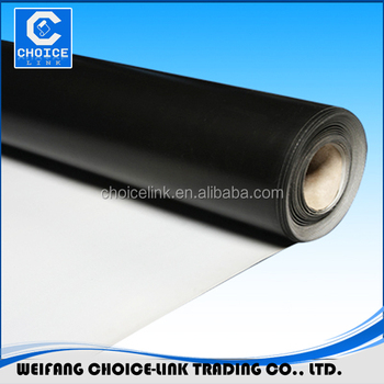 Thermoplastic Polyolefin TPO Waterproof Membrane/TPO Roofing Sheet /  Excellent TPO Single Ply Roofing
