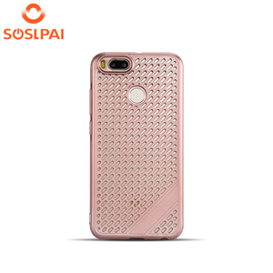 Good heat dissipation mobile case and accessories for xiaomi X5