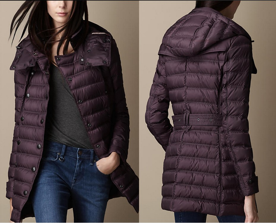Women Down-Filled Puffer Jacket