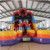 Inflatable Water Slide for Home