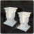 Wholesale stone marble top pedestals