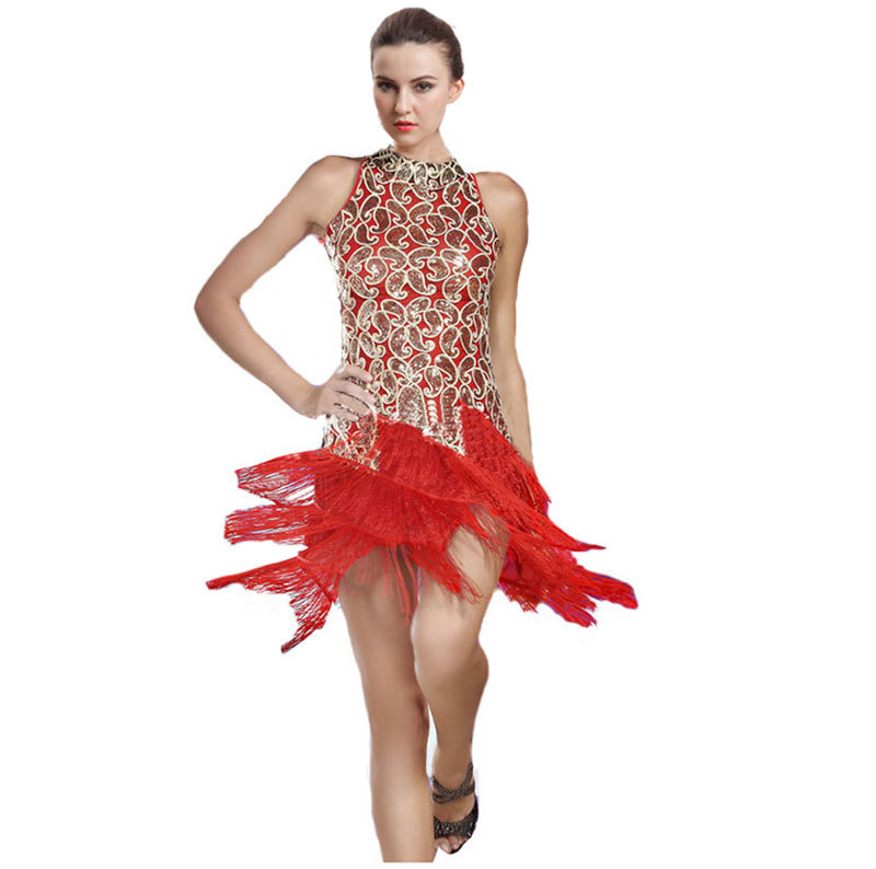 Latin Ballroom Costume - Cute Movies Teens