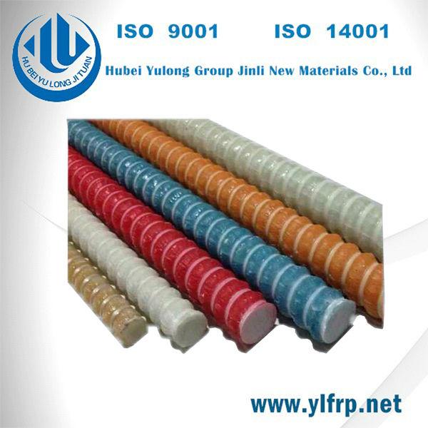 Glass Fiber Reinforced Polymer Rebar