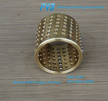 Ball Bearing Retainer Brass,Self Lubricating Brass Ball Cage,Ball Bearings China