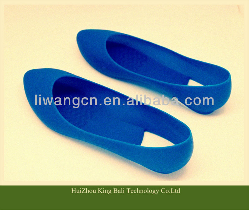 2013 new style wellies with silicone material