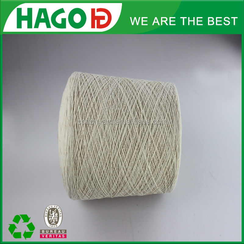 100% recycled stock lot cotton yarn