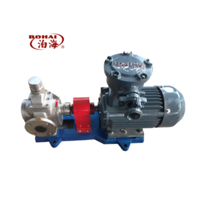 Factory direct sales!YCB Gear Cargo Oil Pump fuel transfer pump crude oil pump