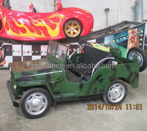 Adults Amusement Ride Car Battery Jeep Car Popular Battery