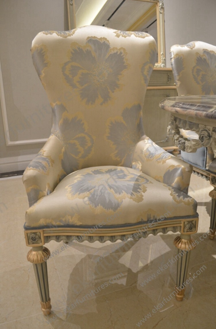 Rococo style round small dining table 4 seater buy small for 6 seater dining table for small space