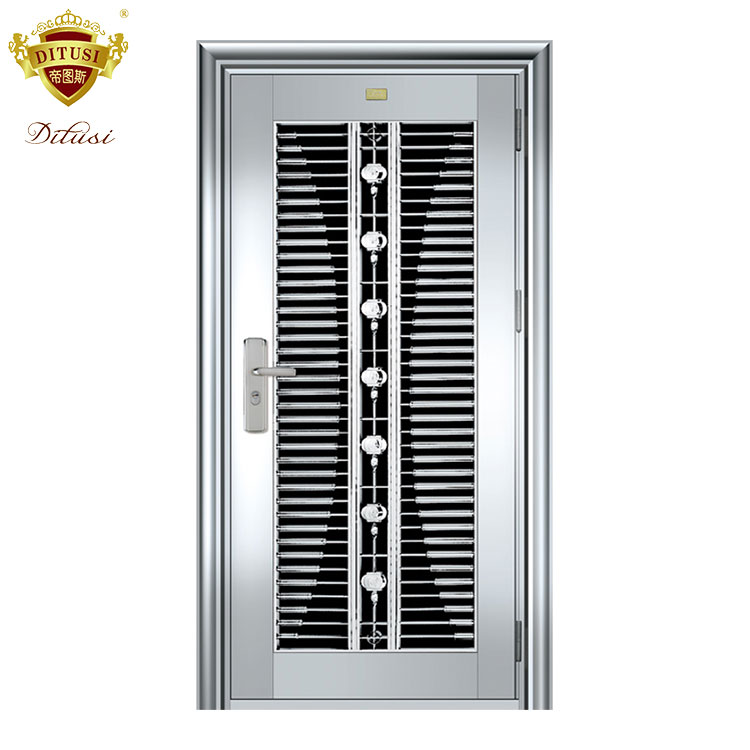 Safety Home Front Stainless Steel Door Design - Buy Home Stainless ...