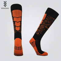 Wholesale high quality outdoor long sport football socks