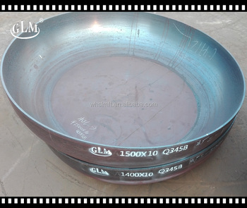 alibaba china supplier carbon steel forged dish flat head for oil and gas