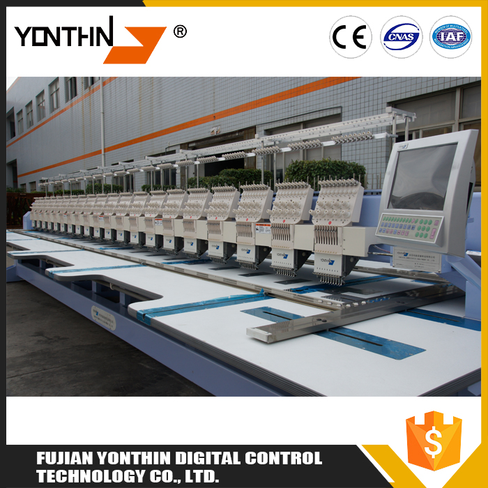 Yonthin-Embroidery Machine 24 Head Flat Embroidery Machine New Products