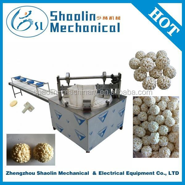 Newest roating disc cereal bar maker with best price