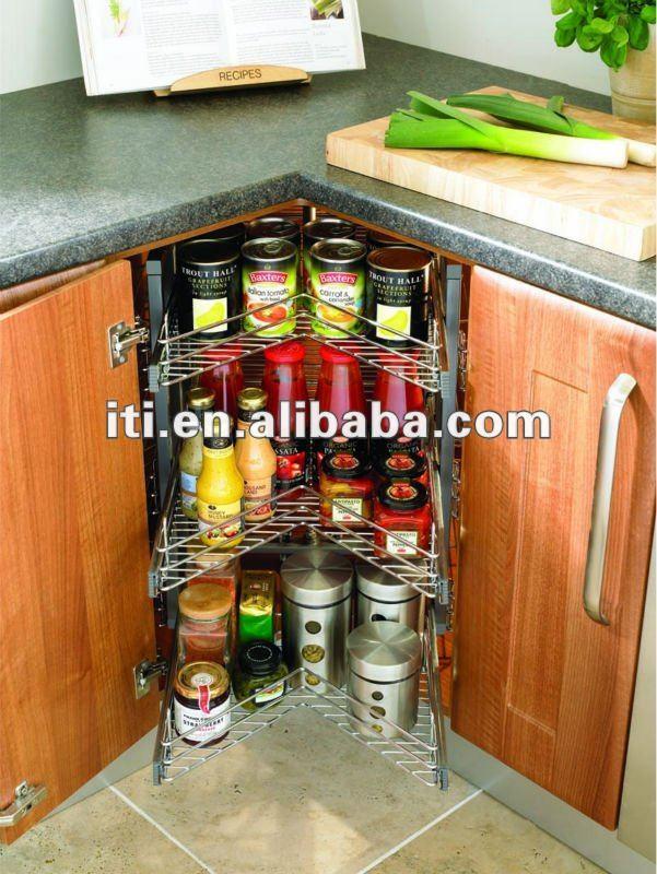 Kitchen Corner Cabinet Storage Racks Sarkem