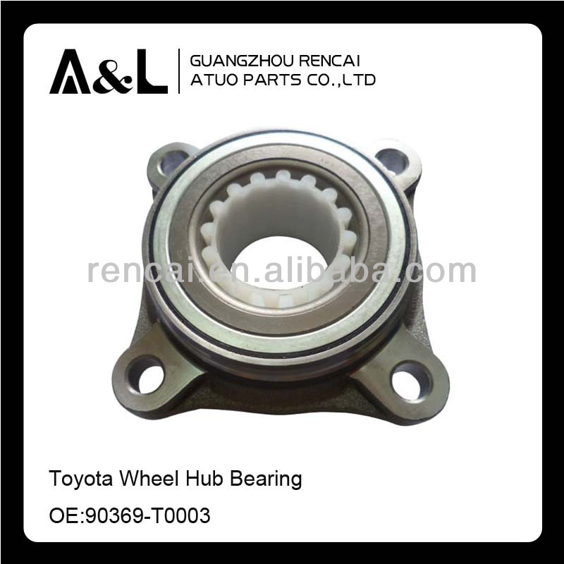 Manufacturer Supply High Quality Toyota Pickup Truck Front Wheel Hub Unit Bearing 90369-T0003