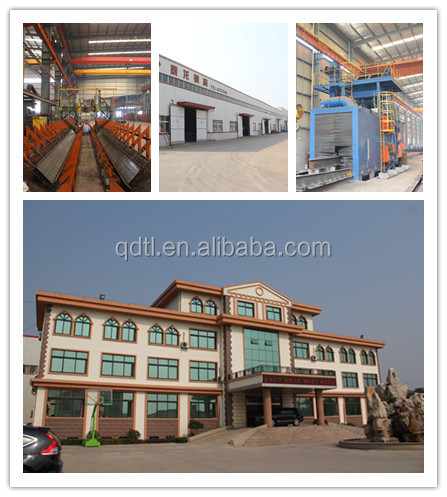 Portal proof sandwich panel Prefabricated steel structure apartment building