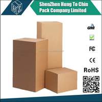 Custom made shipping/moving corrugated cardboard paper box export packaging services