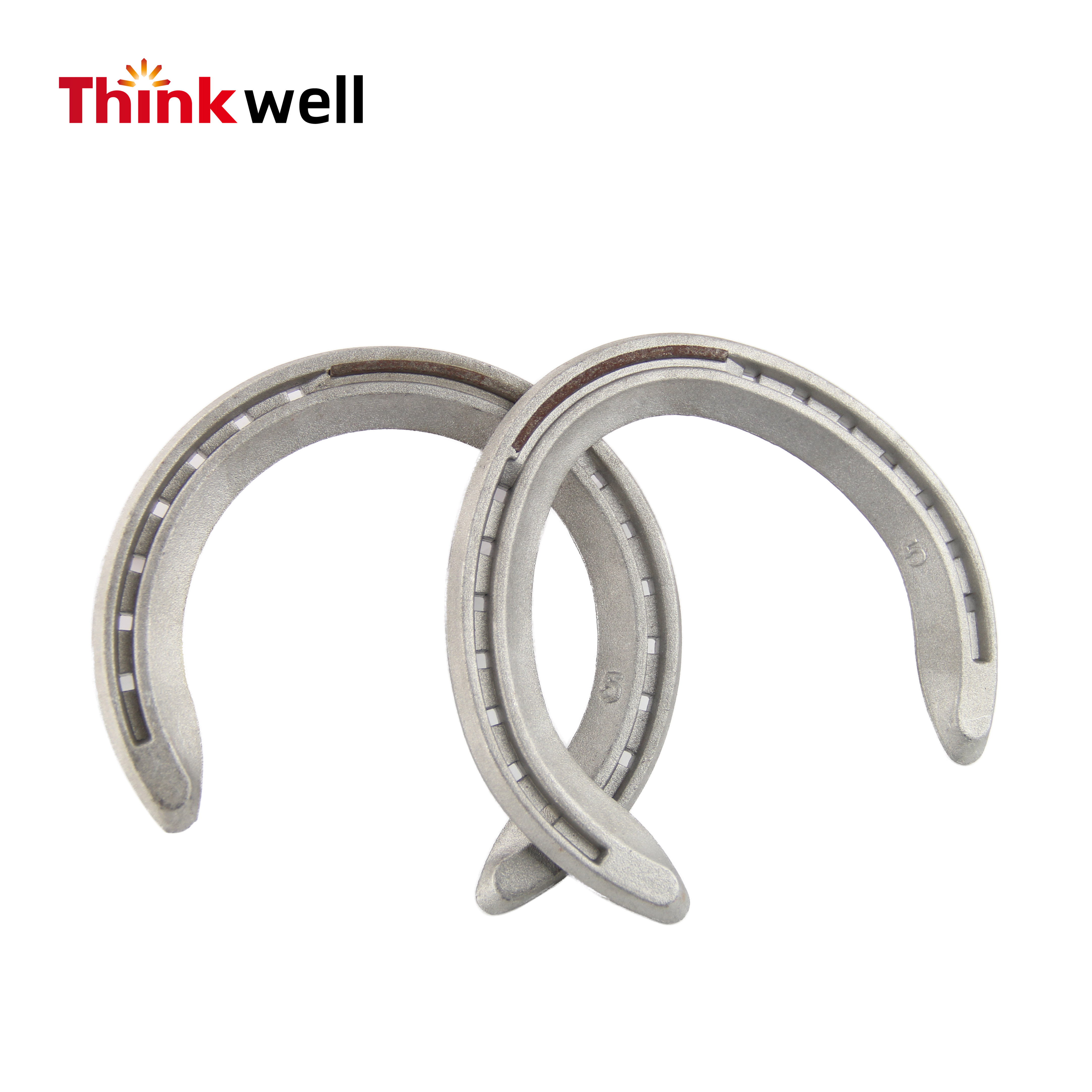 Good Quality Aluminum Steel Race Horse Shoes