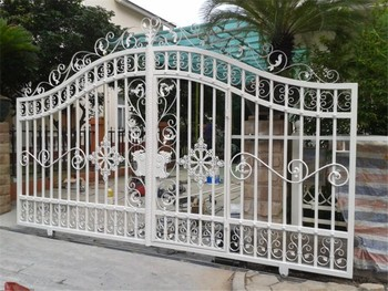 House Gate Design,Main Gate,Iron Gate 039