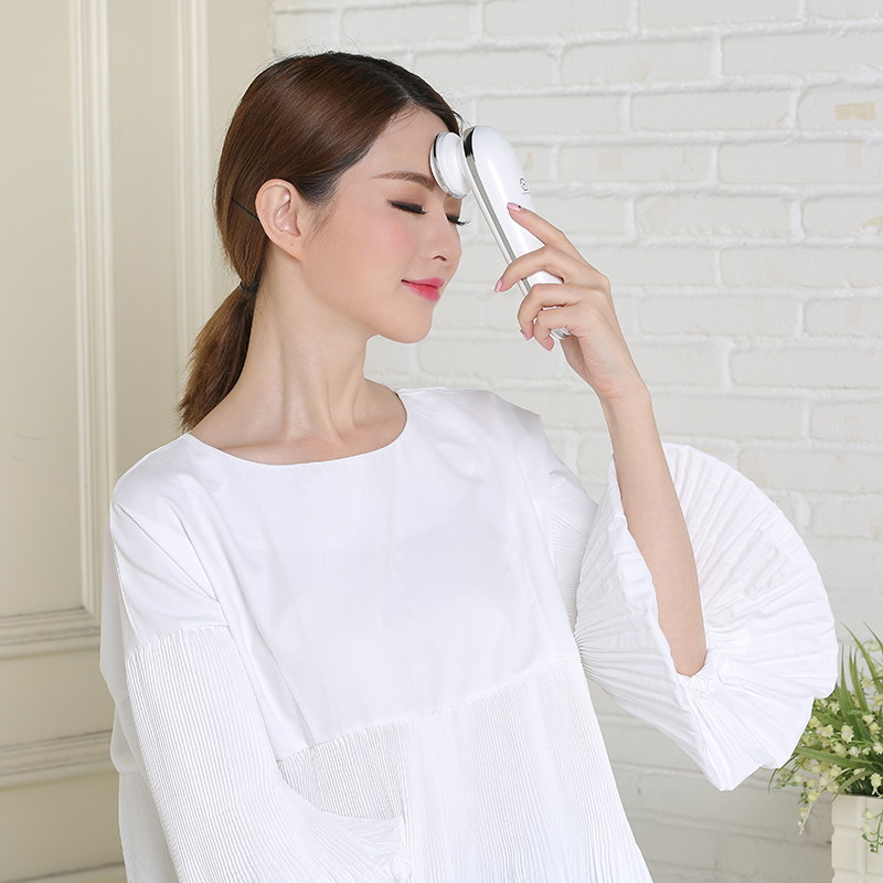 Multi-function Beauty Machine e face and body neck care massager machine online anti wrinkle
