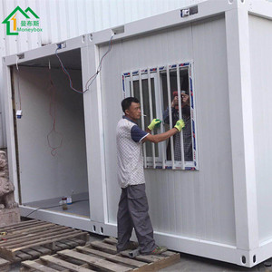 garage container modular homes house kit set homes