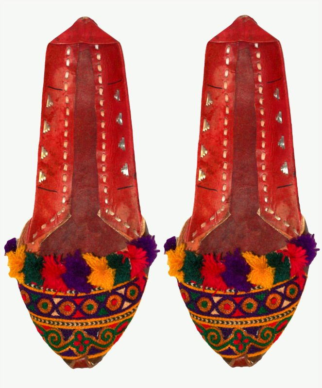 Wedding traditional Indian Punjabi shoes juti jutti men khussa