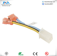 6 Pin Molex To PCI Express pcie Graphics Card Power Adapter Cable