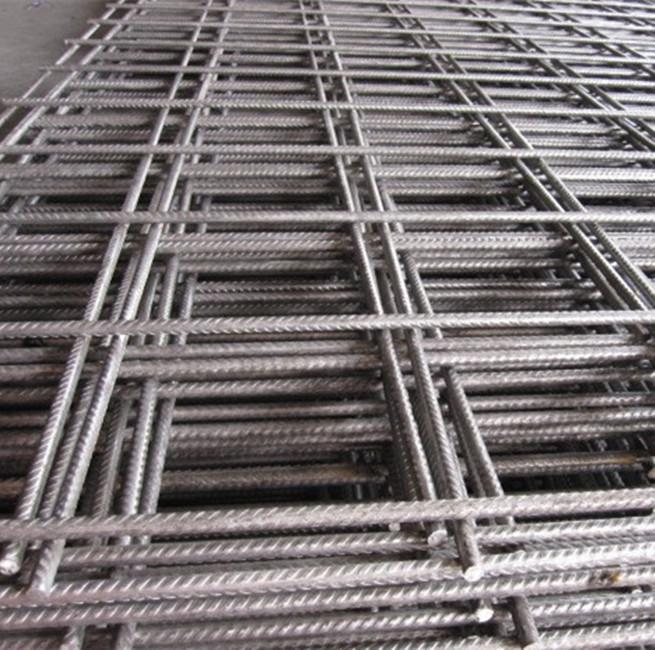 Welded Wire Panel | A142 Steel Concrete Brc Welded Mesh Panel Buy Concrete Wire