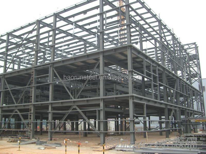 Residential Steel structure Buildings warehouse plant workshop