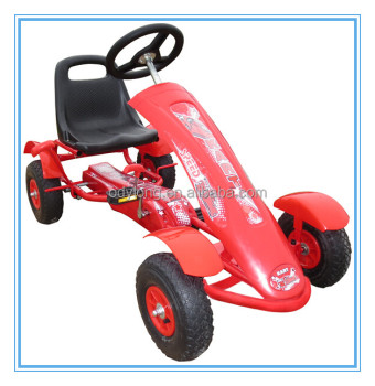 Pedal go kart factory price and good quality with CE/EN